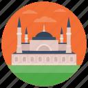 indian landmark, mughal monument, romantic monument, taj mahal, wonder icon