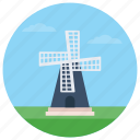 de kat, dutch windmill, netherlands windmill, wind turbine, zaandam icon
