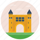 constitution arch, green park arch, hyde park, wellington arch, world landmark icon