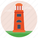 eddystone lighthouse, lighthouse, smeaton memorial, smeaton tower, tower castle icon