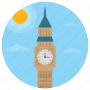 big ben, british monument, clock tower, london landmark, world monument icon