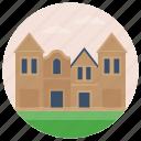 berkshire vila, english castle, landmark, royal residence, windsor castle icon