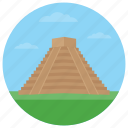 egyptian pyramids, nubian pyramids, pyramids, world landmark, world wonder icon