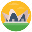 architect, opera house, opera music, sydney landmark, world landmark icon