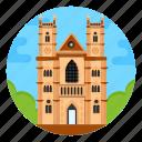 landmark, monument, royal church, westminster abbey, heritage site