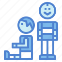 baby, doll, kid, people icon