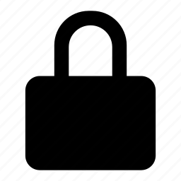 lock, locked, password, privacy, private, protect, protection icon