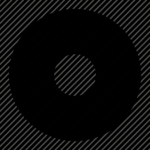 audio, media, music, record, video icon