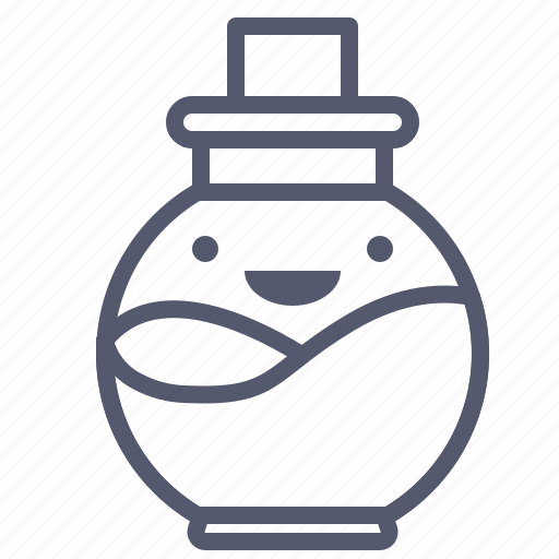 magic, meds, potion, treatment icon