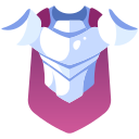armor, fantasy, item, knight, medieval, rpg, warrior icon