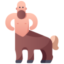 monster, character, centaur, fantasy, rpg, mythology, creature