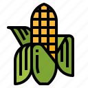cereal, corn, food, vegetarian icon