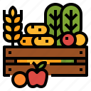 farm, farming, food, harvest