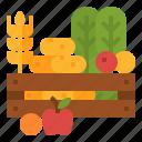 farm, farming, food, harvest