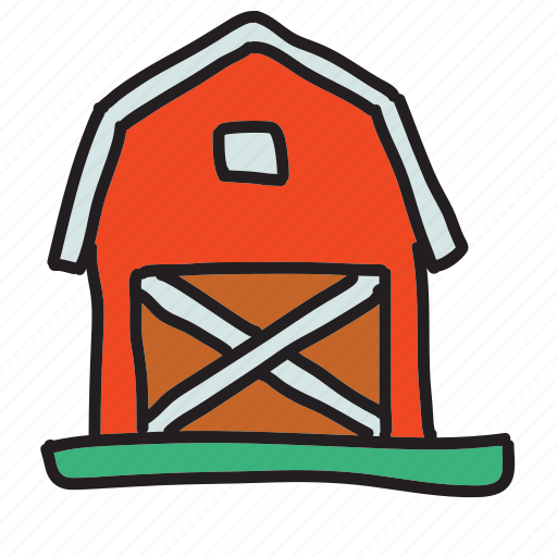 animal, barn, farm, harvest, nature, products icon