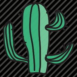 cactus, desert, farm, nature, plant icon