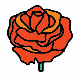 beauty, farm, field, flower, nature, pick, rose icon