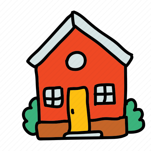 building, farm, home, house, nature icon