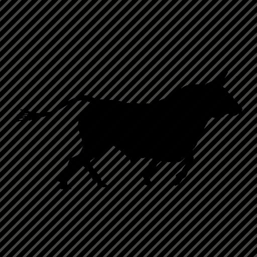 beef, bull, toro icon