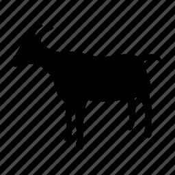 cabra, goat icon