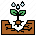farming, gardening, plant, sprout