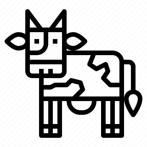 Animal, cow, mammal, milk icon - Download on Iconfinder