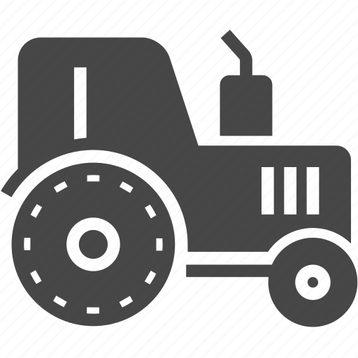 agriculture, farming, tractor icon