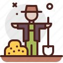 agriculture, farmer, gardening, landscape