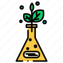 beaker, monet, plant, plants icon