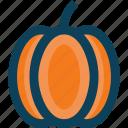 agriculture, farm, farming, pumpkin icon