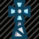 farm, farming, windmill icon
