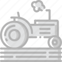 agriculture, farm, farming, tractor icon