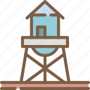 agriculture, farm, farming, silo icon