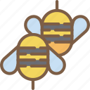 agriculture, bees, farm, farming icon