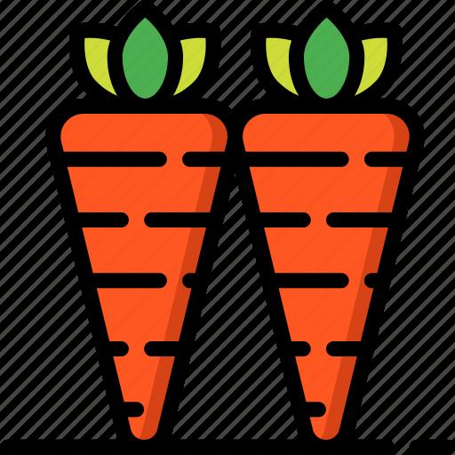agriculture, carrots, farm, farming icon