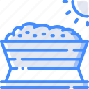 agriculture, farm, farming, trough icon