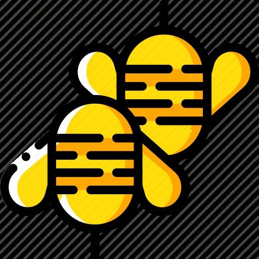 agriculture, bees, farm, farming icon