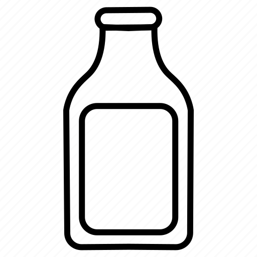 fresh milk, milk, milk bottle, milk box, milk carton, milk container icon
