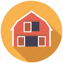 agriculture, barn, building, farm, stable icon