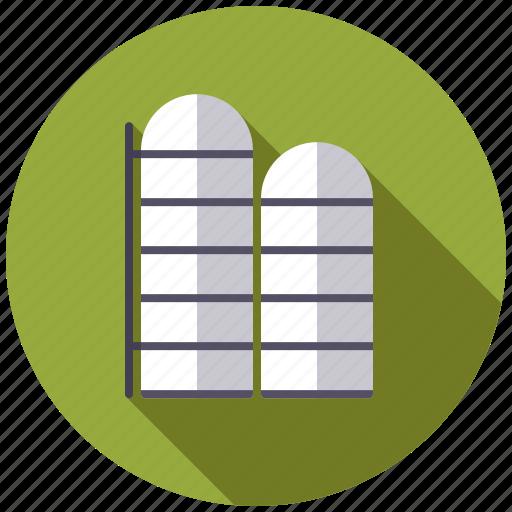 agriculture, farm, silo, storage icon