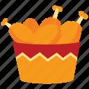 chicken, chickens, fast food, food, fried chicken, junk food, restaurant