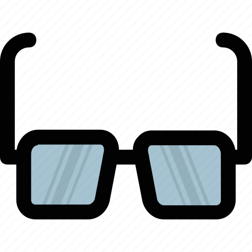 eyeglasses, fashion glasses, glasses, spectacles, sunglasses icon