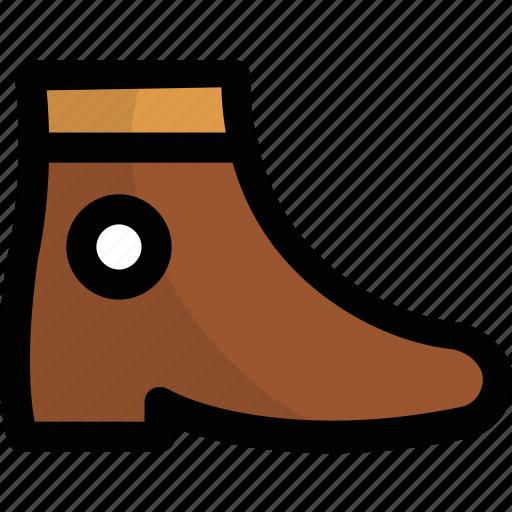 ankle cowboy shoes, cowboy shoes, footwear, mens footwear, shoes icon