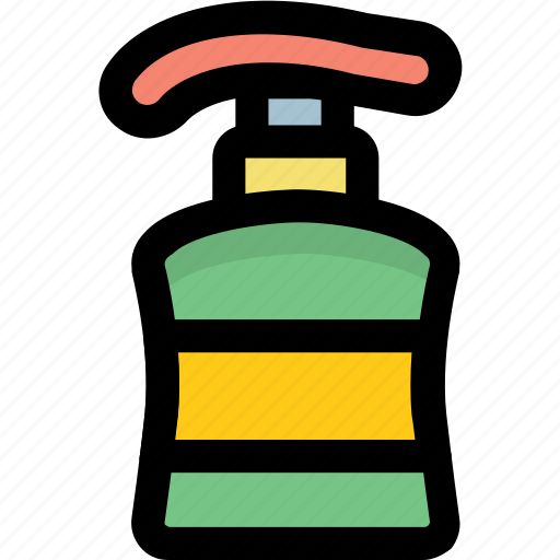 Conditioner, lotion, shampoo, soap dispenser, spa treatment icon - Download on Iconfinder