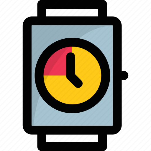 Fashion watch, hand watch, timer, watch, wristwatch icon - Download on Iconfinder