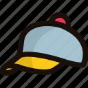 baseball cap, shade cap, cap, beach cap, sports cap