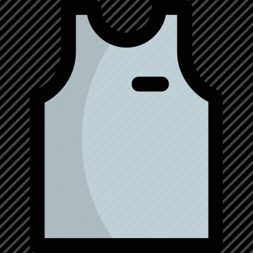 cami, men's singlet, men's tank top, undershirt, vest icon
