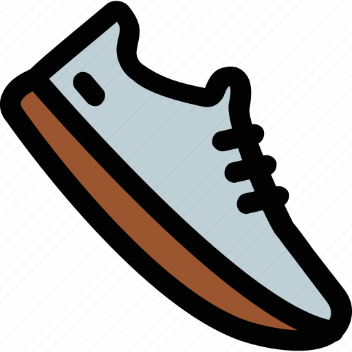 athletic shoes, gym shoes, sneakers, sports shoes, tennis shoes icon