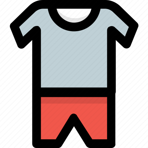 boy suit, kids suits, kids summer wear, knicker and shirt, t-shirt and panties icon