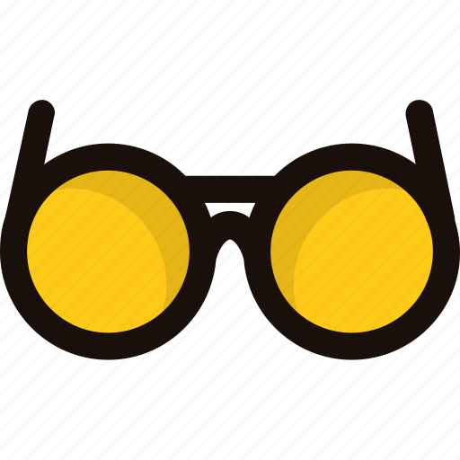 eyeglasses, fashion glasses, glasses, spectacles, sunglasses icon